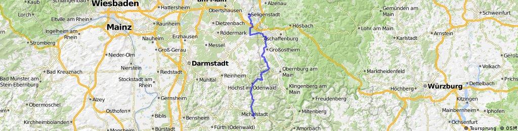 Einhard Radweg (entschärft)