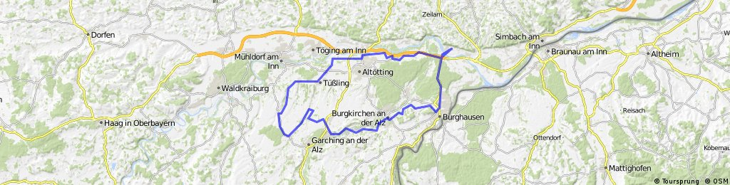 Permanente RTF - Zwischen Inn und Salzach