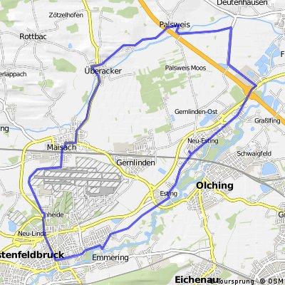 Esting-BerkirchenGADA-Palsweis-Überacker-Maisach-FFB-Emmering