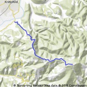 Steinplan Trail