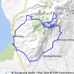 Montiferru-Runde