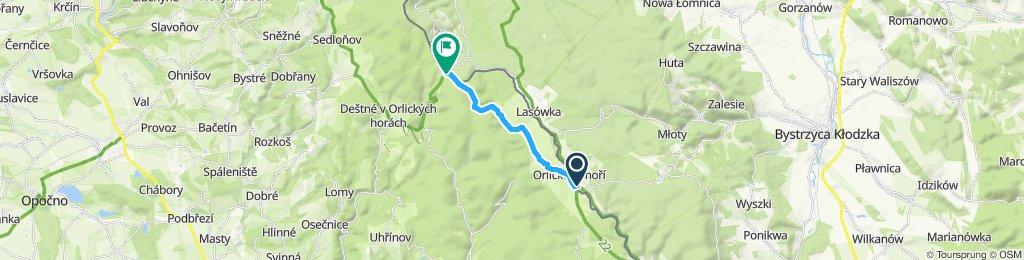 ORLICKY ROLLERSKI CUP - 10 km