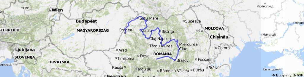 z43. turul romaniei, partea 4