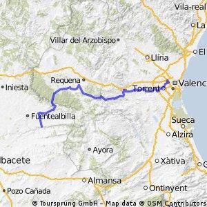 Mislata - Alcalá del Jucar