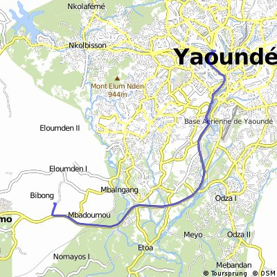 Yaunde Hotel to School
