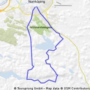 Norrköping-Götakanal-Norrköping