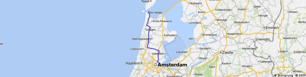 Amsterdam-DenHelder