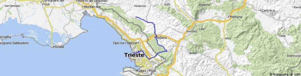 04 - Trieste - Pliskovica