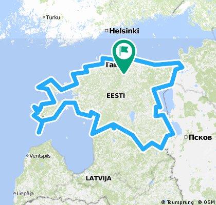Ümber Eesti