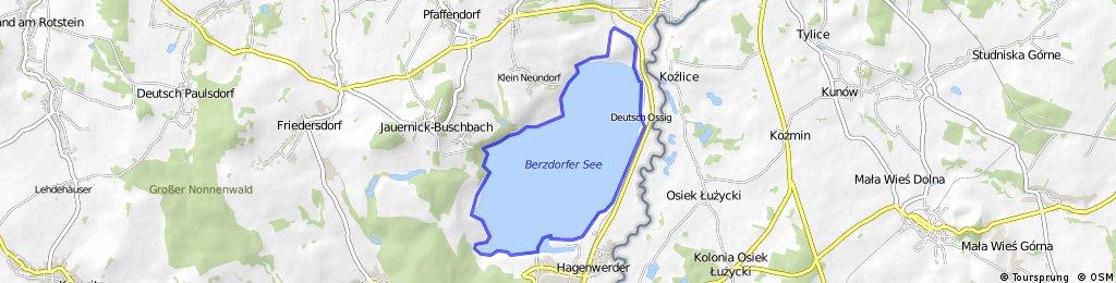Rundtour Görlitzer Meer