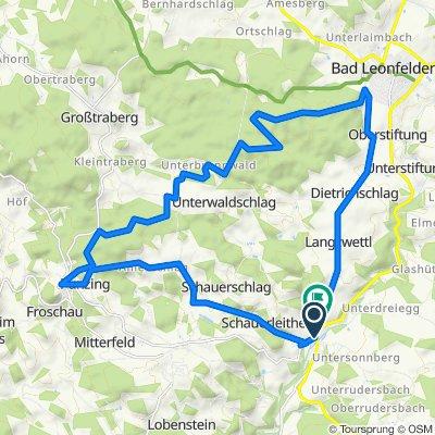 Zwettl Waxenberg Bad Leonfelden