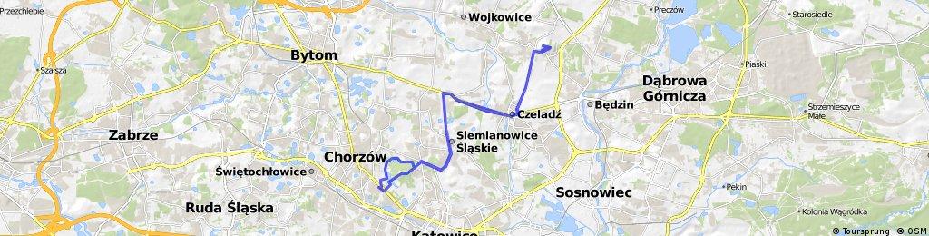 WPKiW - Góra św. Doroty (Będzin)