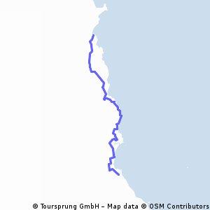 Cooktown, Bloomfield, Cape Tribulation, Port Douglas