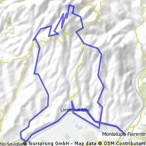Montalbano - Masso del diavolo - Montelupo F.no