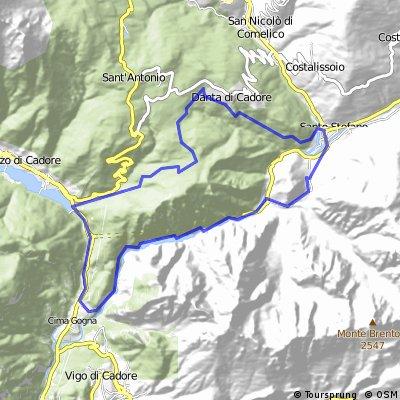 Valle del Piave - Tudaio