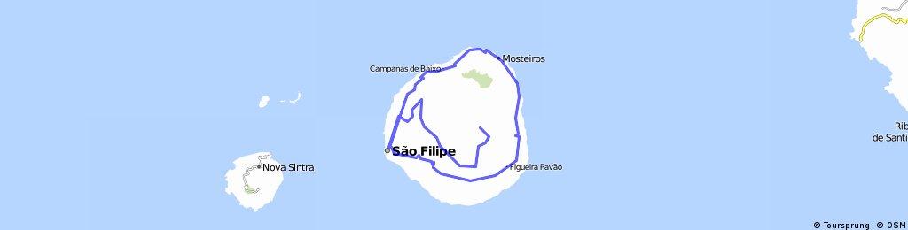 Vuelta al mundo Cabo Verde