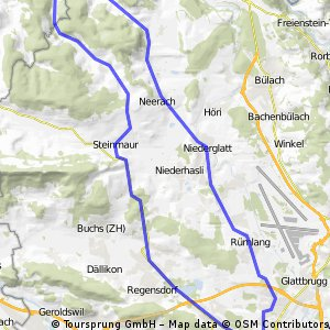 ZH - Rhein - ZH CLONED FROM ROUTE 387271