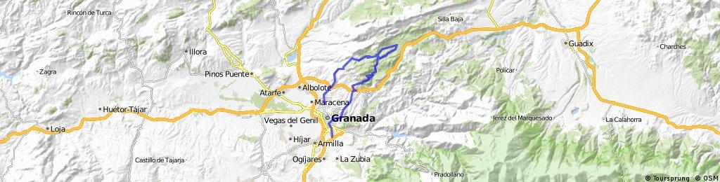 GR367 - Fte. de la Teja - Chorrillo - GR367