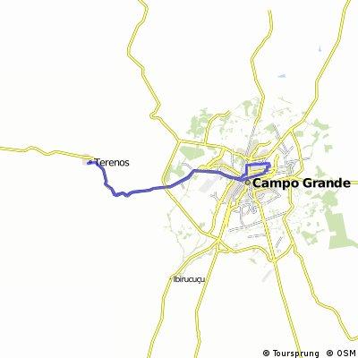 055 - Terenos 74.97 km - Odo 1.196,0 km