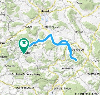 4 Türme Bad Pyrmont - Bodenwerder