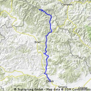 2012 09 15 Deva-Craciunesti-Blajeni-Dealu Crisului(pasul spre Vidrisoara)
