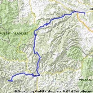 2012 09 16 Dealu Crisului(pasul spre Vidrisoara)-Bistra-Balomireasa-La Steaua-Marisel-Cluj