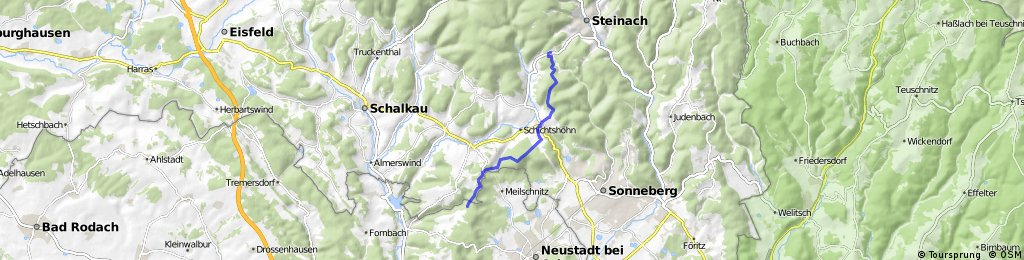Übergang Brüx Fellberg