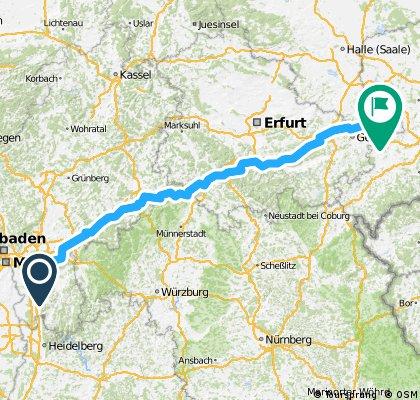 Darmstadt - Altenburg