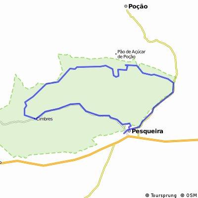 PESQUEIRA - REPRESA PÃO DE AÇÚCAR - CIMBRES