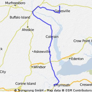 Day 6: Milpond to Plymouth