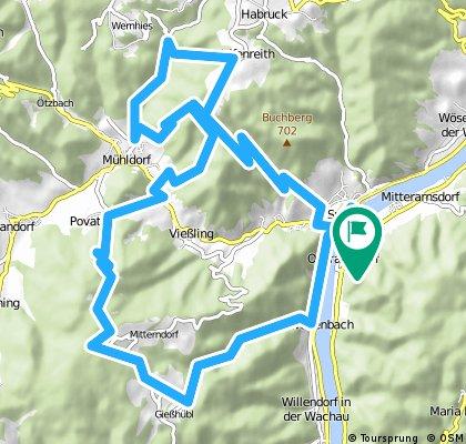 Wachau - Jauerling-Bärenwand