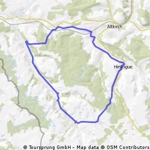 Sundgau-Vélo 3 - Au Pays des Étangs