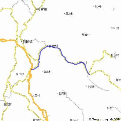 【06】大灣午飯後→陽山小桂林