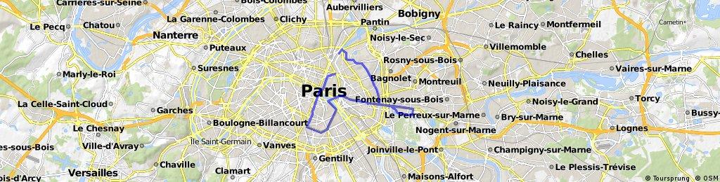 Ride 02/04/2014 Vincennes