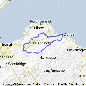 Pencaitland-Spott-Dunbar-Athelstaneford-Pencaitland
