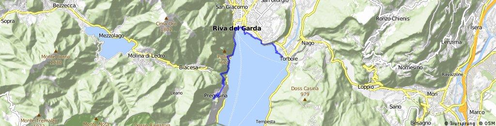 Gardasee: Von Torbole nach Pregasina (MB 010-0470)
