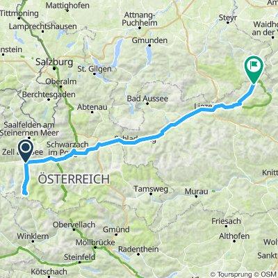15) 7. Tour Gerhard 2010 Glockner ret.