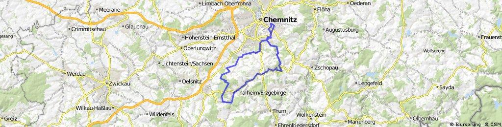 Rentnersruh-Forzbachl-Flugplatz-Wasserschloß