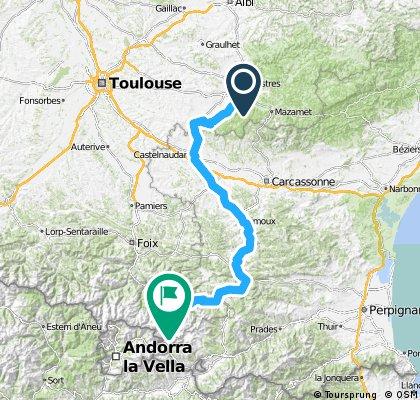Etappe 08 Tour de France 2013 von Castres nach Ax-3 Domaines (Plateau des Bonascre)