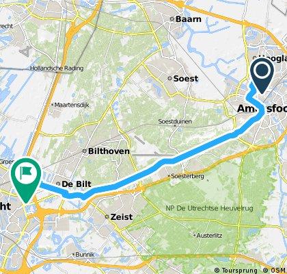 Utrecht-Amersfoort