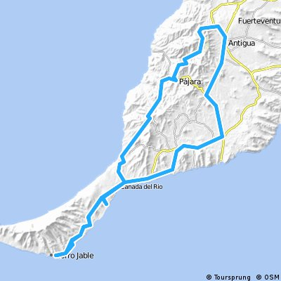 Cycling on the Canary Islands Bikemap Your bike routes