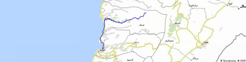sahel alma -byblos jbeil - annaya - laqlouq 10-2012