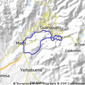 Ruta Panorámica-Marfil