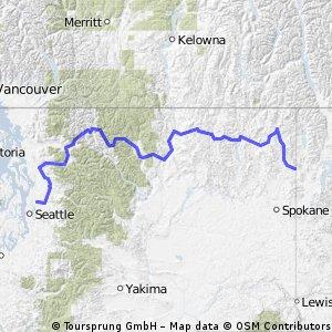 Northern Tier Washington