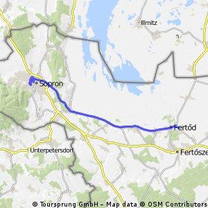 Fertod - Sopron