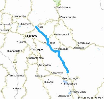 Vom Titicacasee nach Machu Picchu Tag7