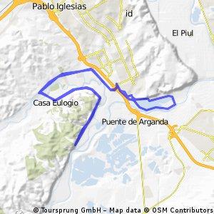 Rivas Vaciamadrid, Laguna Campillo y cortados