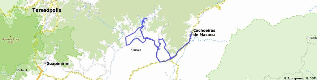 Guapiaçu Fora do Eixo - Categoria Turismo - Ciclomacacu
