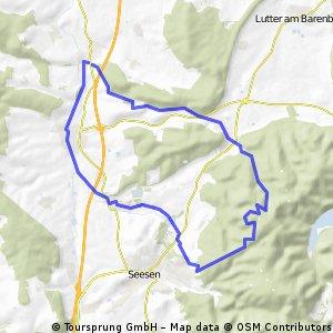 Bornum-Zur Lageswarte-Seesen-Bornum