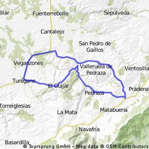 Ruta por Pedraza